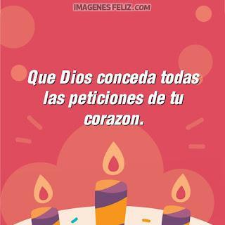 Imágenes feliz cumpleaños. Bendiciones de Dios para compartir por redes sociales