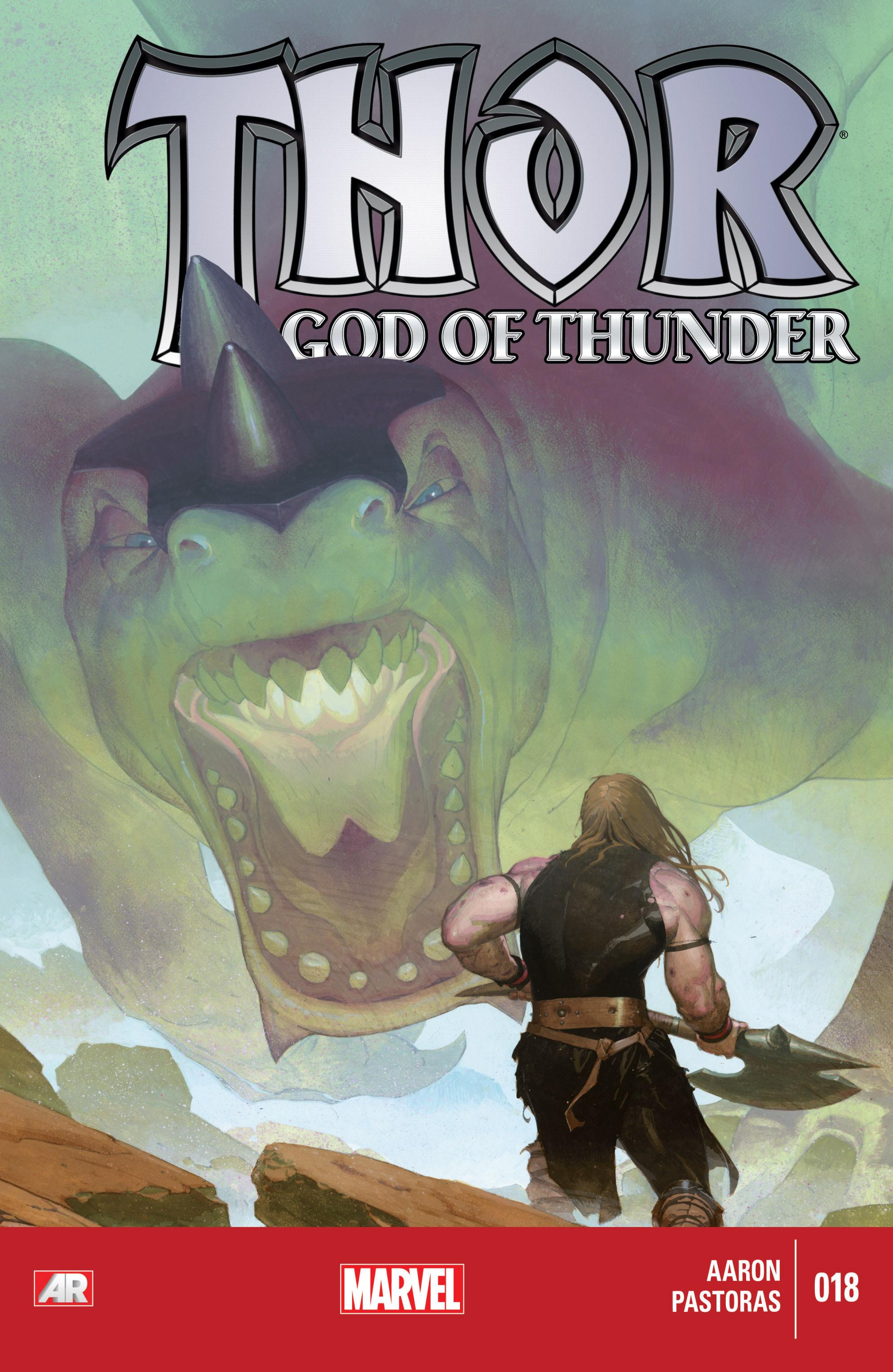 Thor: God of Thunder 18 Page 1