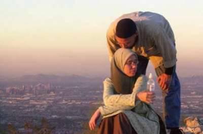 هل يجوز تقبيل ثدي الزوجة في رمضان