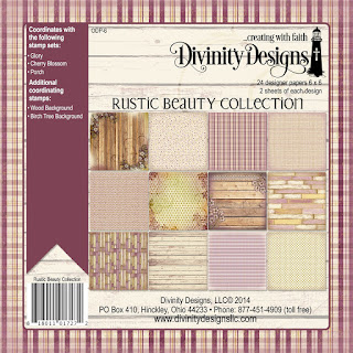 Divinity Designs LLC Rustic Beauty Paper Collection