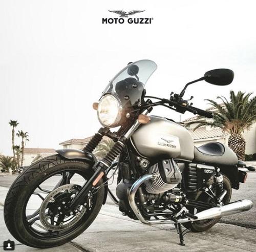 Moto Guzzi Indonesia Malausia Asia