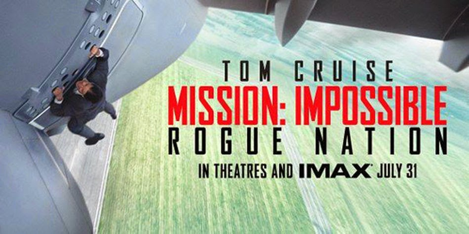 """Mission: Impossible Rogue Nation"", Trailer #2"