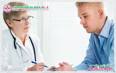 Những nam giới nào dễ mắc bệnh viêm bàng quang?