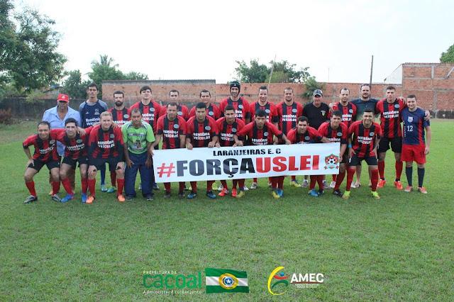 Cruzeiro da Linha 10 e Laranjeiras da Linha 9 vencem municipal em Cacoal