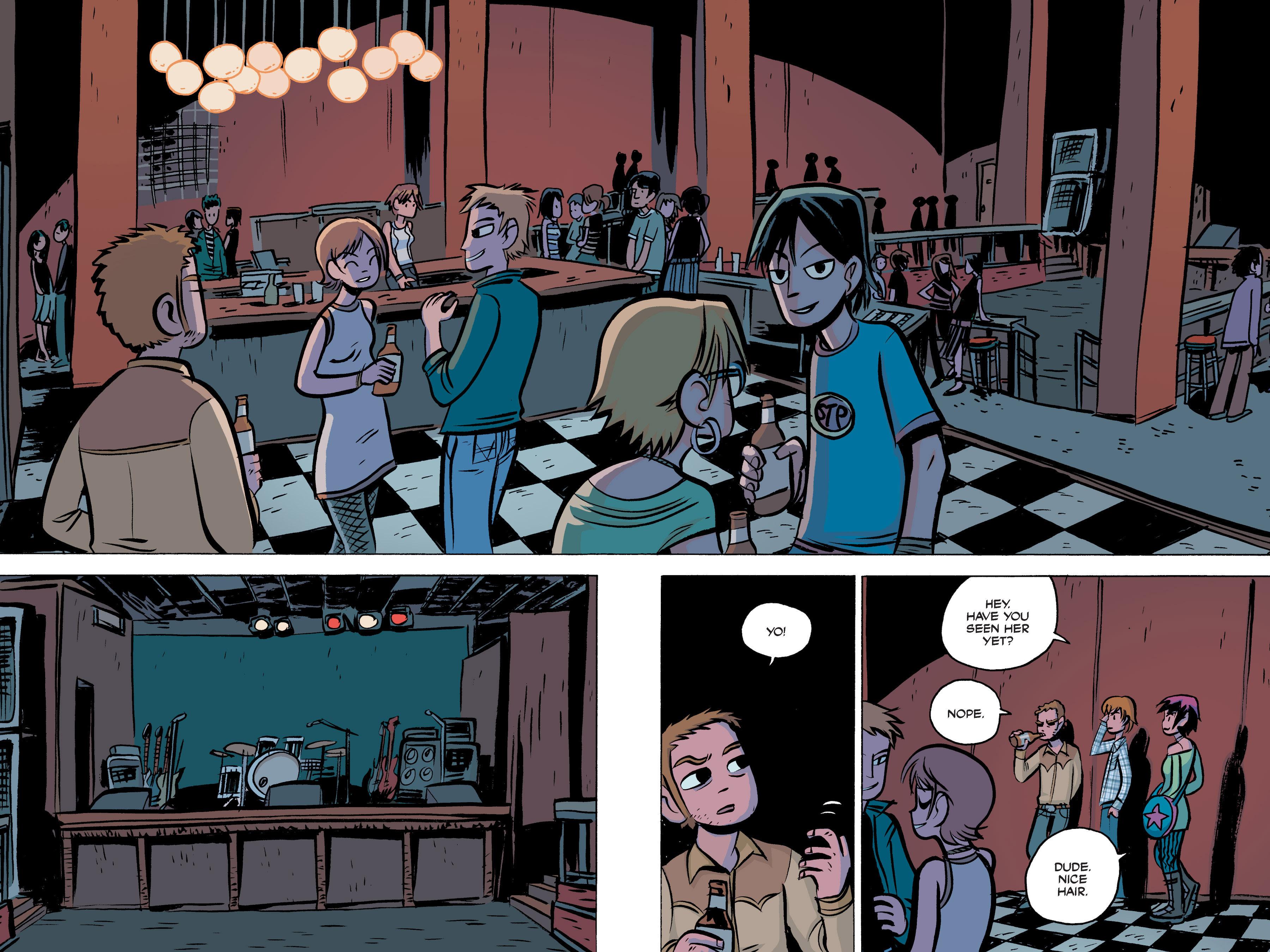 Read online Scott Pilgrim comic -  Issue #2 - 171
