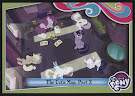 MLP The Cutie Map - Part 2 Series 4 Trading Card