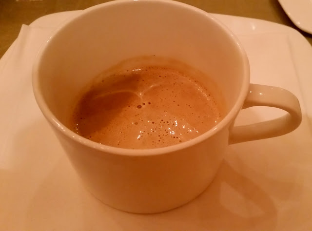 Wild Mushroom Cappuccino