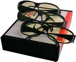 imagen de tres gafas