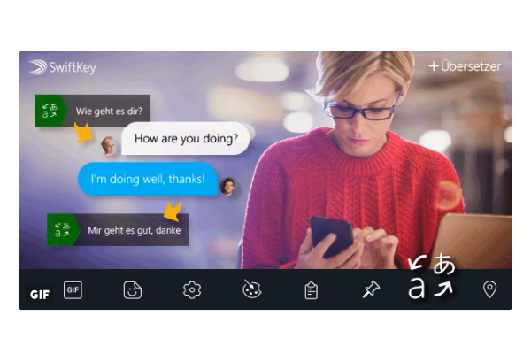 SwiftKey update brings Real-time translation to Android