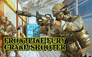 Frontline Fury Grand Shooter V2.0 MOD Apk ( Unlocked )