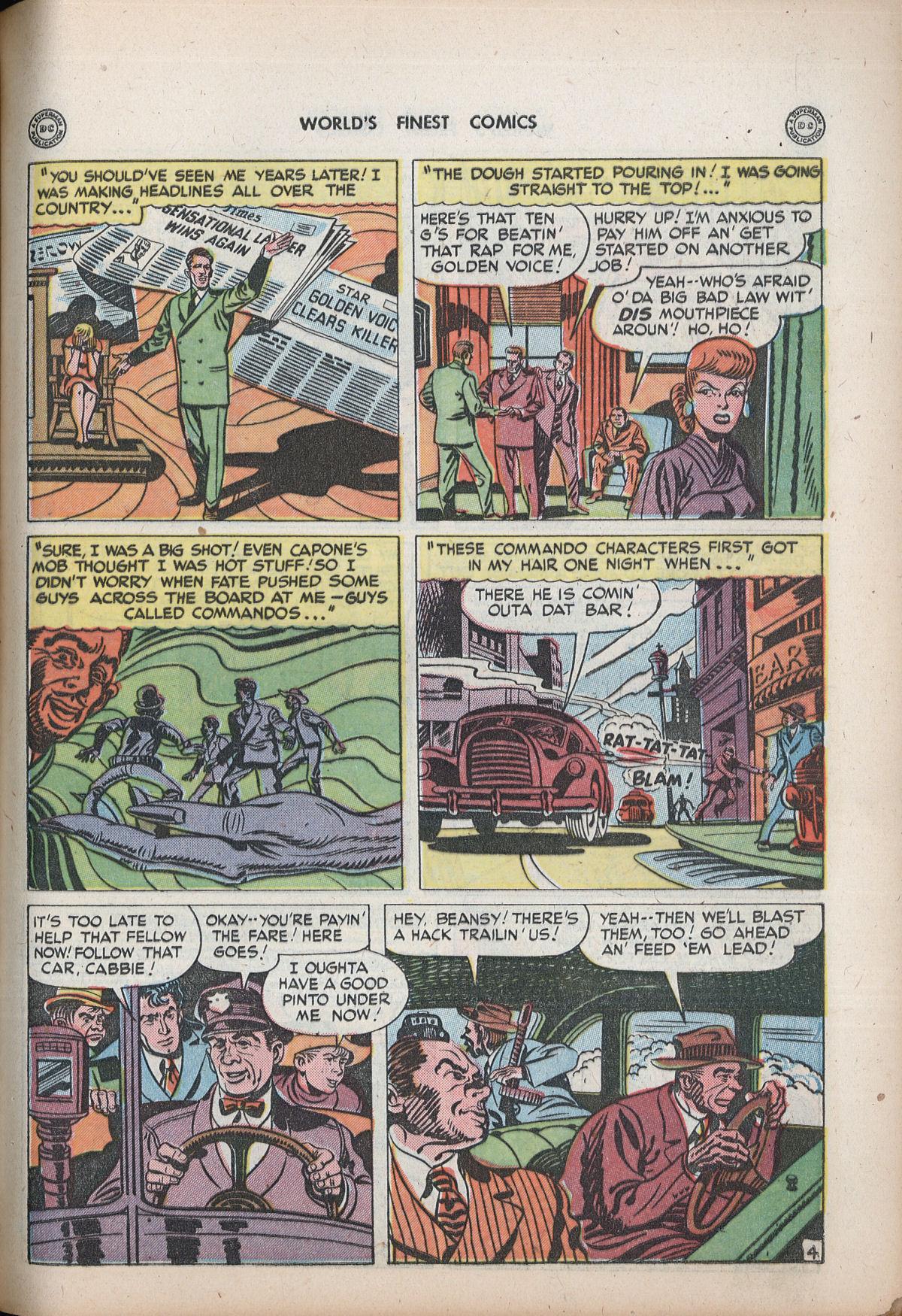 Read online World's Finest Comics comic -  Issue #32 - 41