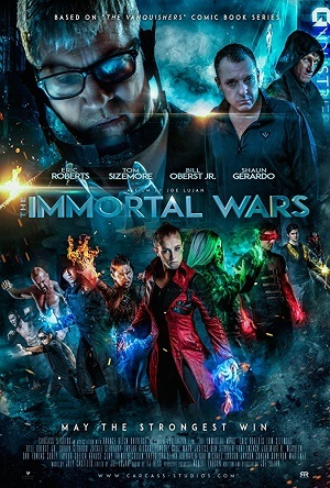 The Immortal Wars - Legendado Torrent  1080p 720p Bluray Full HD HD