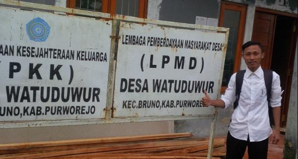 Lembaga Pemberdayaan Masyarakat Desa (LPMD)