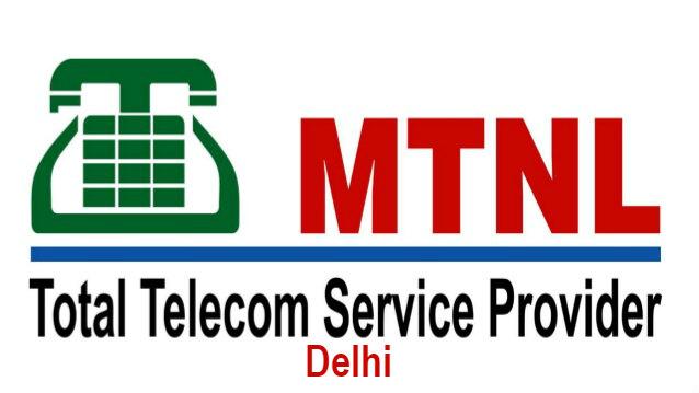 MTNL - Total Telecom Service Provider - Delhi