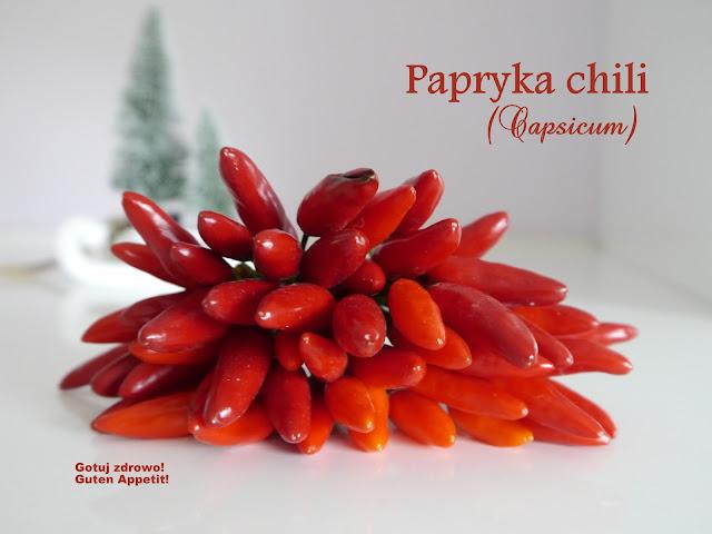 Papryczka chili - naturalny spalacz tłuszczu - Czytaj więcej »
