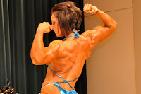 Muscle Beautiful girl Female bodybuilding