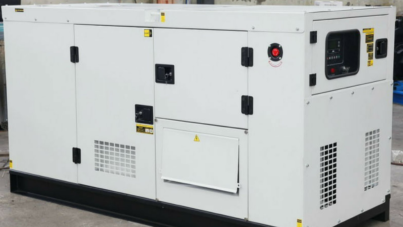Generador Diesel Grande