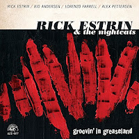 Rick Estrin & the Nightcats' Groovin' In Greaseland