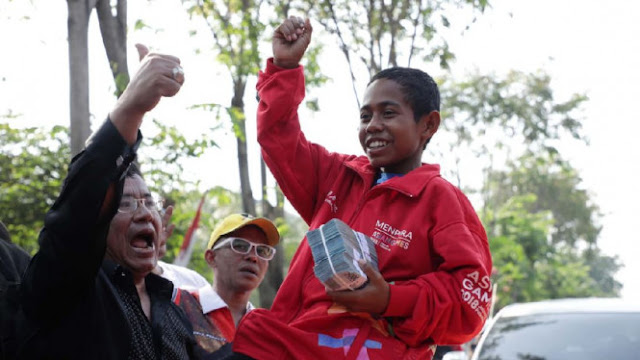 Cita-cita Joni Jadi Prajurit TNI, Hotman Malah Nyuruh Ikut Jejaknya
