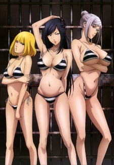 Download Prison School BD Batch Subtitle Indonesia