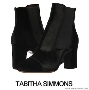 Meghan Markle wore Tabitha Simmons Kiki boots