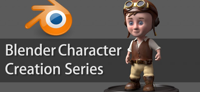 Cartoon Character Modeling In Blender