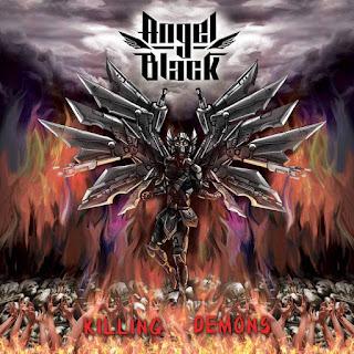 """Το βίντεο των Angel Black για το """"Black Heart"""" από το album """"Killing Demons"""""""