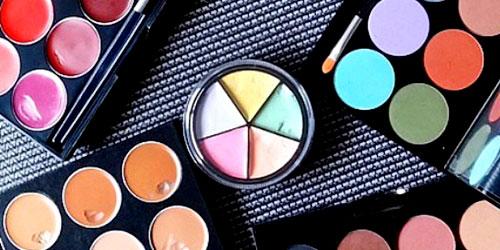 rueda de correctores de maquillaje