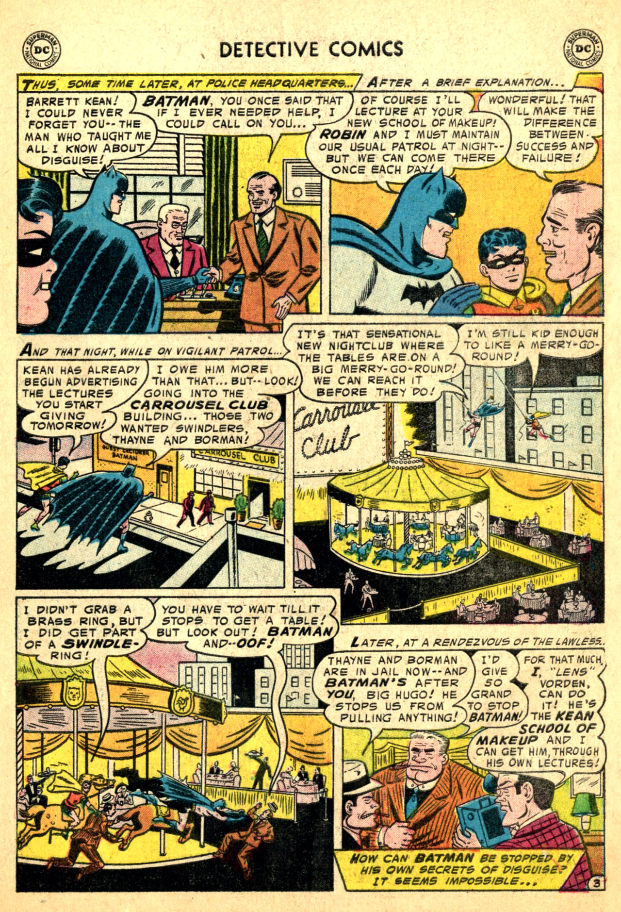 Read online Detective Comics (1937) comic -  Issue #227 - 5