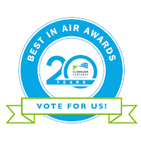 Clean Air Partners awards