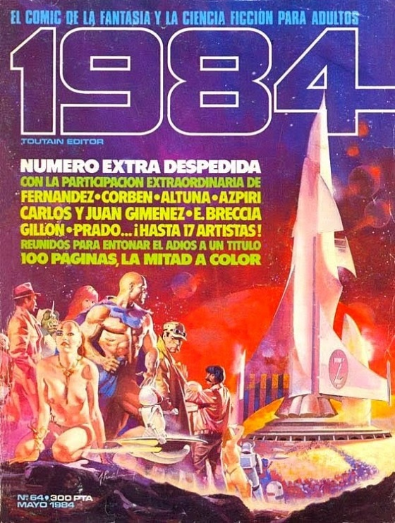 1984, Toutain Editor