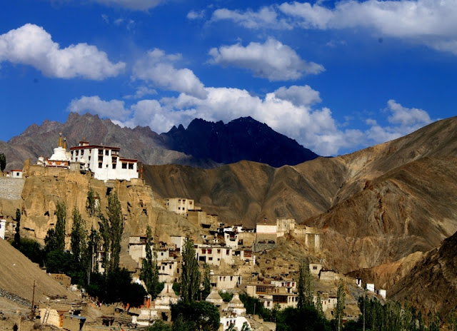 Backpack Trekking In India - Lamayuru Monastery  - Ladakh