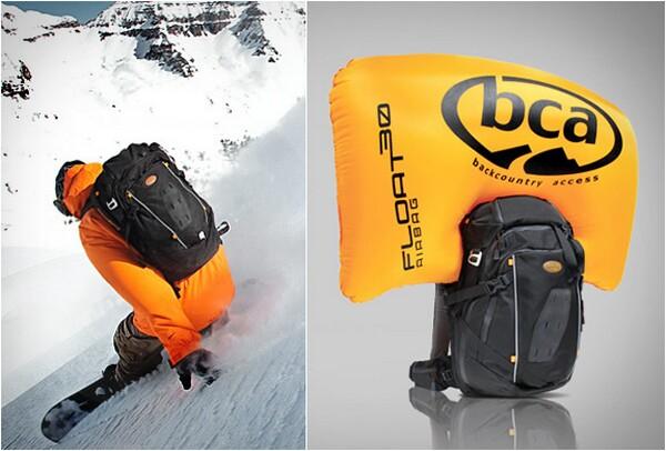 Float Backpack Airbag