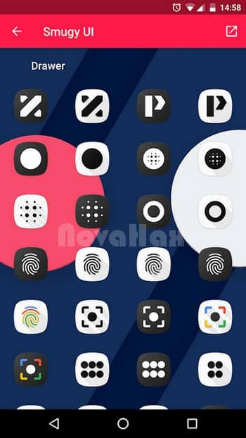 Smugy Grace UX Icon Pack full apk
