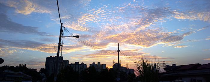 colourful cloud
