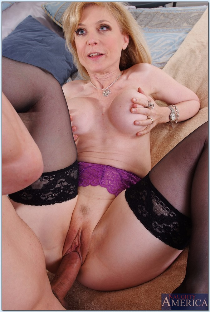 Naked nina hartley this