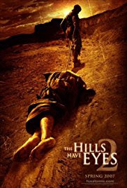 The Hills Have Eyes II Poster