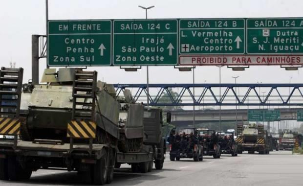 Olimpíadas e o terrorismo no Brasil