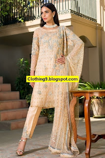 Kapadia Bridal Formal Pret Wear Collection by Sheeba