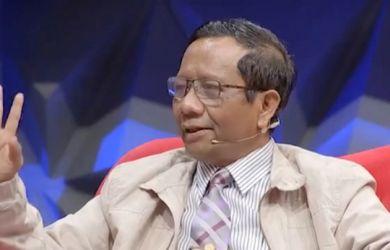 Mahfud MD Anggap BPN Provokator Jika Tidak Mau Tempuh Jalur MK setelah 22 Mei