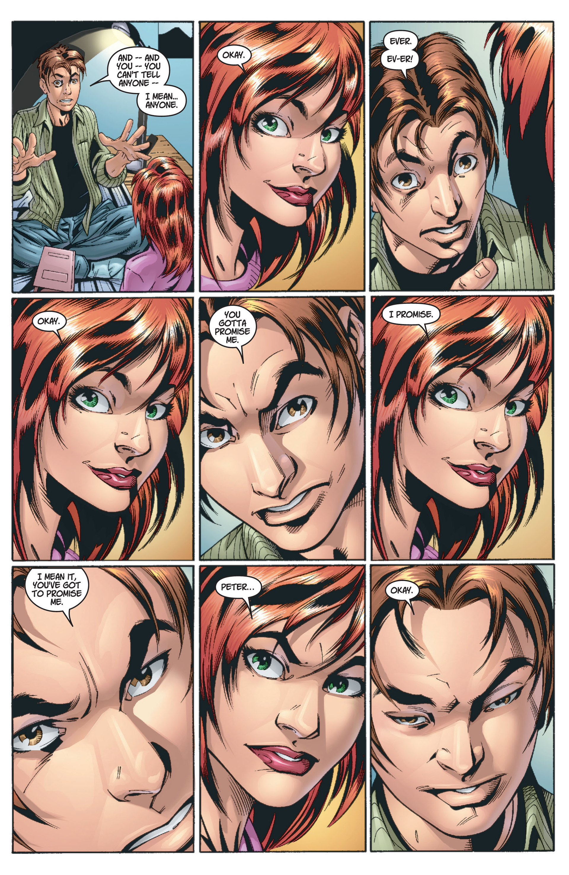 Read online Ultimate Spider-Man (2000) comic -  Issue #13 - 4