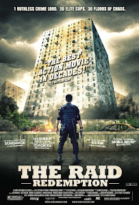 The Raid: Redemption Poster