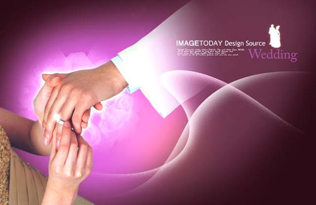 تحميل قالب أعراس هندي مفتوح للفوتوشوب, PSD Indian Wedding Template Download