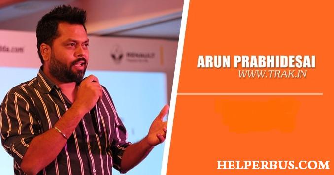 Earning Report Ke Sath India Ki Top 10 Bloggers Arun Prabhudesai Trak