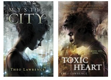 Mystic City series