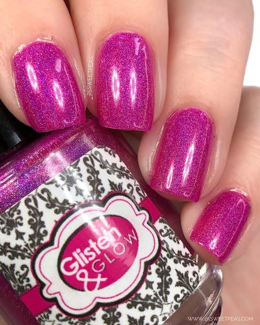 Glisten & Glow 25 Sweetpeas