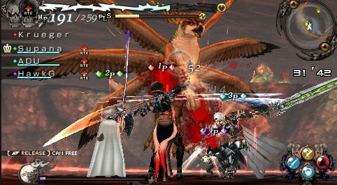 Download Lord Of Arcana USA CSO High Compress PPSSPP