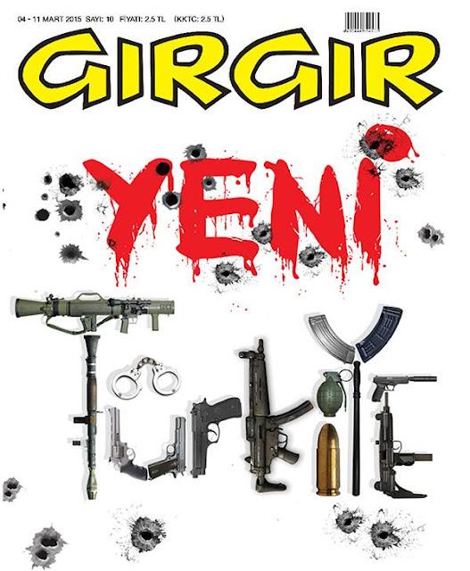 gırgır 4-11 aralık 2015 kapak