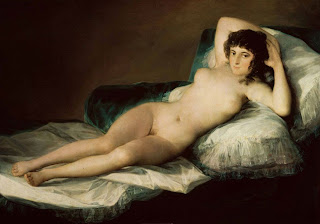 Resultado de imagen de maja desnuda