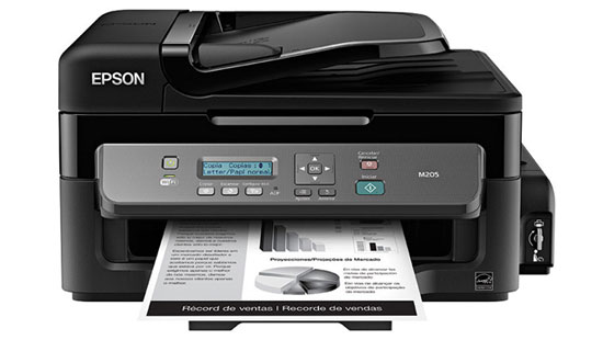 Epson WorkForce M205 Drivers update